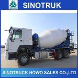 Sinotruk HOWO 판매를 위한 8개 입방 미터 구체 믹서 트럭