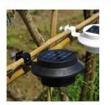 Indicatore luminoso solare poco costoso della rete fissa del giardino dei 3 LED con il sensore chiaro