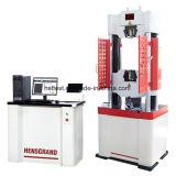 universel hydraulique de gestion par ordinateur 300kn dépliant la machine de test de tension (WEW-300D)