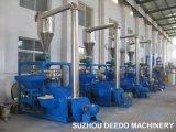 Los residuos EVA/PP/PE/polvo de PVC inmemoriales han estado pulverizando la máquina