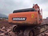Buona condizione di lavoro usata dell'escavatore Dhdoosan-500LC-7 da vendere