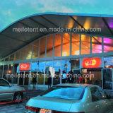Tente en verre d'arc en aluminium de bâti pour le chapiteau de 1000 événements de personnes