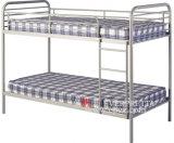 軍の金属のベッド、金属の二段ベッドの使用された軍隊