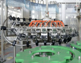 Machine à embouteiller à l'eau gazeuse pour les bouteilles en verre