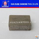 De scherpe Segmenten van de Diamant voor het Marmeren Beton van het Graniet (HZ3287)