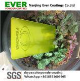 Electrostaic 살포 황금 색깔 분말 코팅 페인트