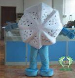 Hi fr71 Les cookies de la publicité de la mascotte de la fourrure Costume