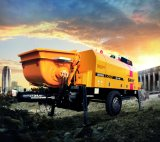 Sany Hbt6006A-5 70m³ /H 전기 구체적인 트레일러 펌프