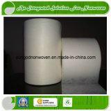 Soft-Hand Spunbond Nonwoven Fabric