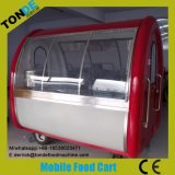 Fournisseur de remorques de nourriture mobile en fibre de verre