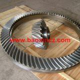 Pignon conique de spirale de Tableau rotatoire d'équipement de forage de pétrole