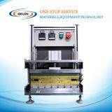 Máquina de vedação superior e lateral para produção de bateria de bateria de lítio