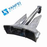 Анкер шлюпки нержавеющей стали, морское оборудование
