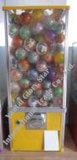 キャンデーか多目的なカプセルのおもちゃまたはGumballの硬貨の自動販売機