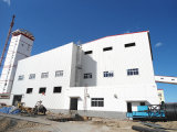 Prefabricated Construction Steel Frame Workshop Building