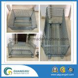 Gaiola resistente do armazém da caixa ou do metal de armazenamento (1000-3000kgs)