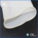 Перчатки рассмотрения латекса устранимого порошка стационара дешевого свободно