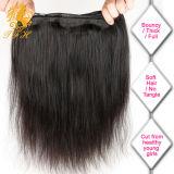 8A grado 100% de Malasia que teje del pelo humano de Remy de la Virgen