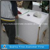 Перламутровый Белый полированный гранит каменным полом/стены керамическая плитка для ванной комнатой и кухней