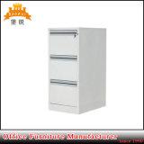 Gabinete de arquivo vertical de três gaveta durável e durável