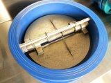 Узелкового чугуна двойной плиты задерживающий клапан возвращения Non