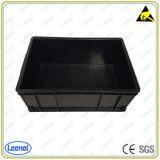 Ln-2107 ESD Tote de plástico de alta calidad de verificación