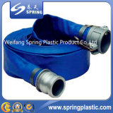 Irrigation Heavy Duty PVC Water Discharge Hose / PVC Lay Flat Hose