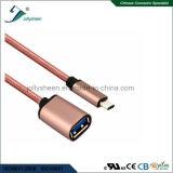 2ケーブルデータと1のための適用範囲が広いタイプC USB OTGおよびUSB3.0 Af