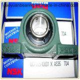 Rodamiento NSK Quanlity Alta de rodamiento de chumacera de acero cromado UCP204