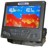 Fish Finder de double fréquence pour la profondeur de pêche à 300 m