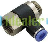 Qualité un ajustage de précision pneumatique de contact avec du CE (PHF12-G04)