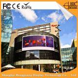 Colore completo di alta risoluzione P16 LED esterno di vendita calda che fa pubblicità alla visualizzazione