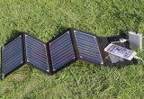 20W Sunpower Складная солнечная панель для зарядки мобильного телефона