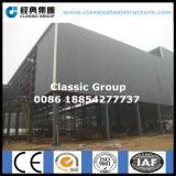 Estructura de acero de la Oficina Edificio Modular para almacén