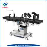 Elektrischer chirurgischer Multifunktionstisch mit dem langen horizontalen Schieben
