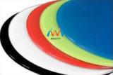 De gekleurde (wit, groen, blauw, zwart) Aangemaakte Bovenkant van de Lijst van het Glas