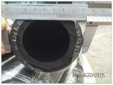 Aspiration à haute pression de pétrole et boyau hydraulique en caoutchouc avec le certificat de GV