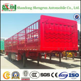 3 as 13m de Semi Aanhangwagen van het Vervoer van de Lading stortgoed van de Staak voor Verkoop