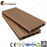 Revêtement de sol en bois en composite Nature Groove Decking Outdoor Garden Board