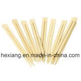 5.0mm desechable envuelto bambú Palillos