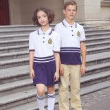 Polo d'été à bas prix à l'école sans uniforme