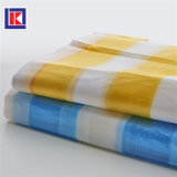 HDPE 다채로운 분리된 플라스틱 t-셔츠 쇼핑 백