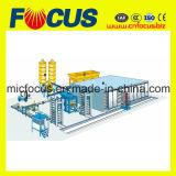 ライン、機械を作るブロックを作るフルオートQty4-15油圧ブロック