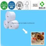 Escoger/papel de empaquetado cubierto el PE doble de los alimentos de preparación rápida de Lotteria de las caras
