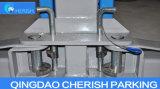 levages automatiques hydrauliques de véhicule de double cylindre du poste 5500kgs deux