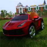 Brinquedo do carro de bateria da função do balanço de quatro rodas para miúdos