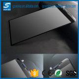 Protecteur d'écran en verre tempéré dur anti-rayures à angle rond antidérapant de 0,3 mm pour LG G5