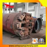 Tubulação que levanta a máquina para o oleoduto