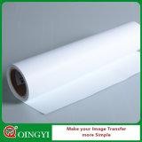 Vinyle imprimable de transfert thermique de couleur foncée de prix de gros de Qingyi