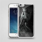 iPhone/Sasmsung J J7 S6 S7 A3 etc.를 위한 명확한 에폭시 반대로 중력 셀룰라 전화 상자를 주문 설계하십시오